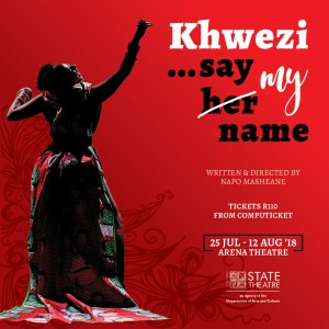 Khwezi... say my name