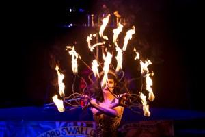 Cirque Infernal explodes onto Joburg Theatre stage