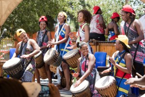 Sibikwa: Drumming and Marimba Ensemble Group