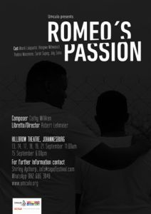 Romeo's Passion: new material, old traditions