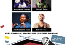 Poetic Thursdays celebrates Plaatje finalists