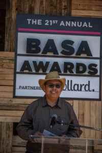 BASA Chairman Andre le Roux