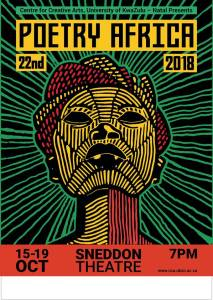 22nd Poetry Africa Festival 2018