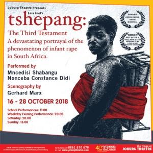Tshepang Poster