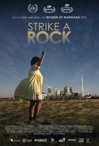 Strike A Rock Poster
