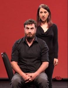 Ashleigh Harvey & Daniel Janks in Odd Man Out