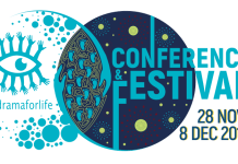Drama For Life Conference & Festival Logo