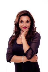 Bollywood actress, Lillete Dubey