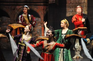 The Royal Moscow Ballet's Romeo and Juliet
