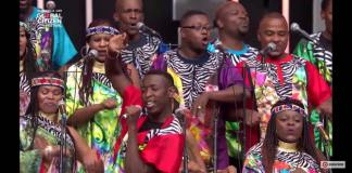 Soweto Gospel Choir at Global Citizen Festival Johannesburg 2018