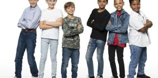 Six young stars shine in Kinky Boots
