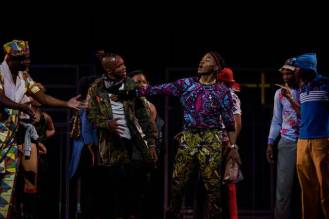 Freedom musical plays for Africa Day