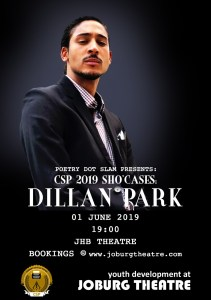 CSP 2019 Poetry Sho'cases - Dillan Park