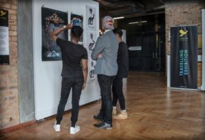 TheLoeriesTravelling Exhibitionis a captivating showcase of 2018's award-winning creative workfrom acrossAfrica and the Middle East.