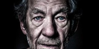 Ian McKellen - Photography by Andy Gotts