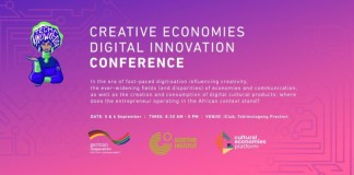 Creative Economies Digital Innovation Conference