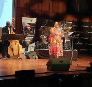 SAMRO Overseas Scholarships Competition 2019 winner Keorapetse Kolwane