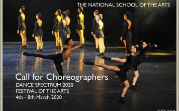 Open call for choreographers for NSA Festival 2020