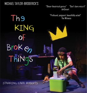 The King Of Broken Things