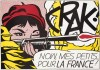 Roy Lichtenstein - Crak! Now, Mes Petits... Pour la France!, 1964