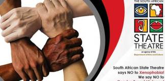 SAST says NO to Xenophobia and GBV