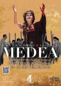 The classical tragedy Medea.