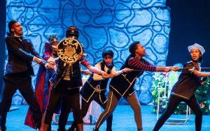 Shakespeare Schools Fest - 2019