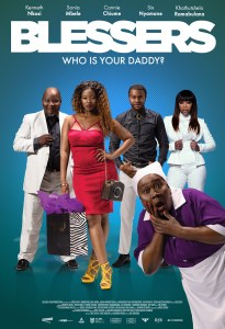 Blessers (Movie Poster)