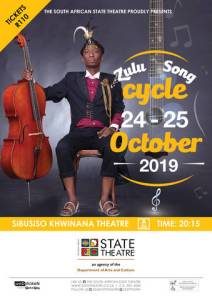 Dr Mhlambi performs Zulu Song Cycle at SAST