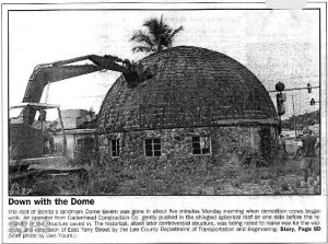 The Dome 4