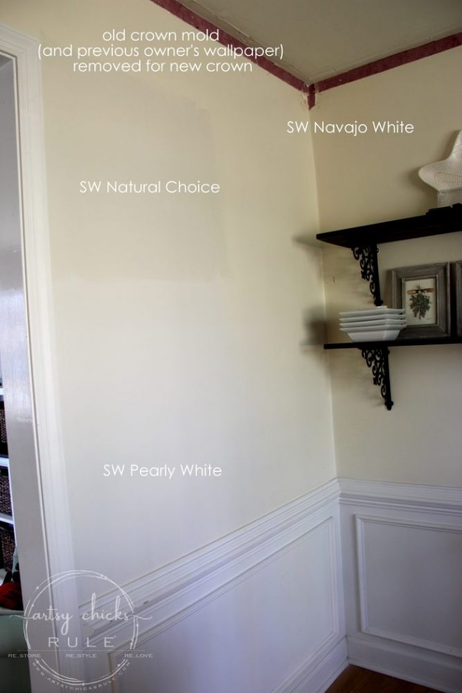 Sw Natural Choice Or Sw Pearly White And More Updates