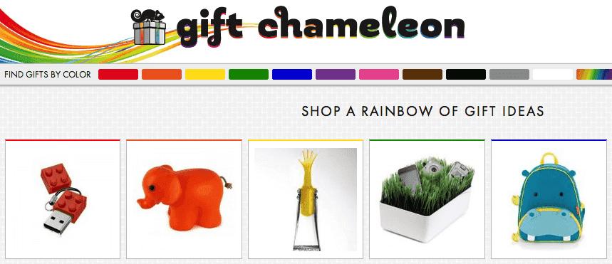 gift chameleon