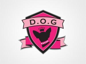 DOG Pet Boutique Logo Design