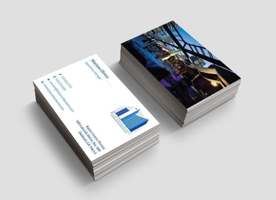 Kaiser Center Events | Design, Branding & Marketing | Artsy Geek