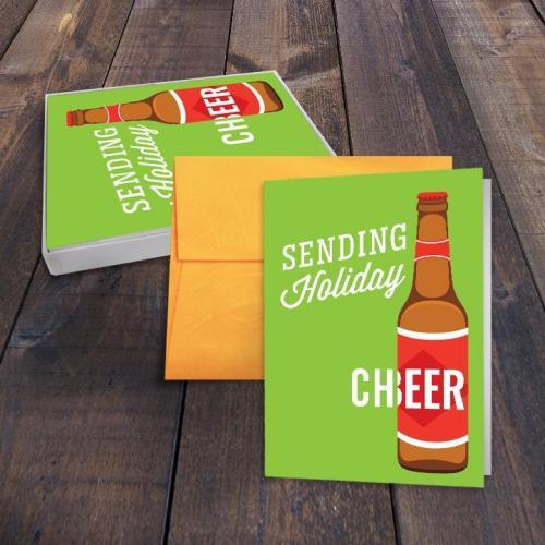 Sending Holiday Cheer - 10 Pack