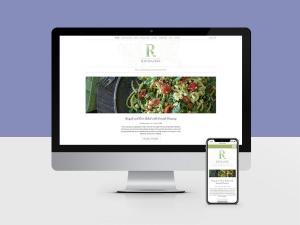 Rawmazing Website Design