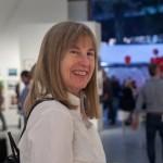 Artist Flora Davis