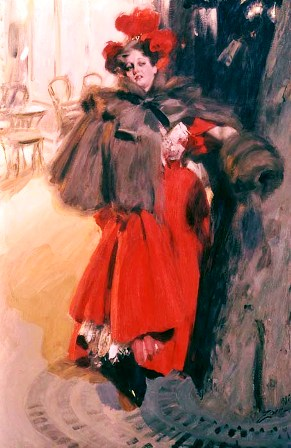 """Night Effect"" (1895) by Anders Zorn."