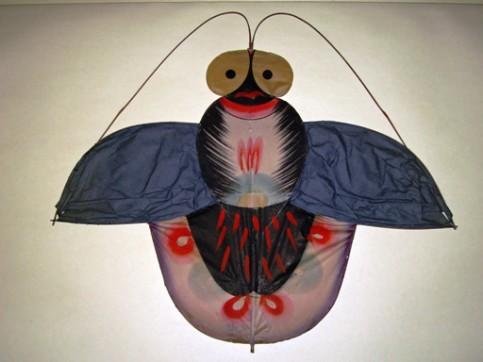 Insect Kite, Chūbu Region, Japan, Ca. 1925.