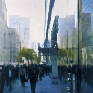 """Urban Reflections"" by Ben Aronson."