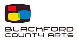 logo blackford county arts center