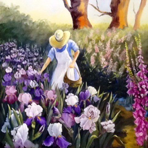 bullen art florallandscape1
