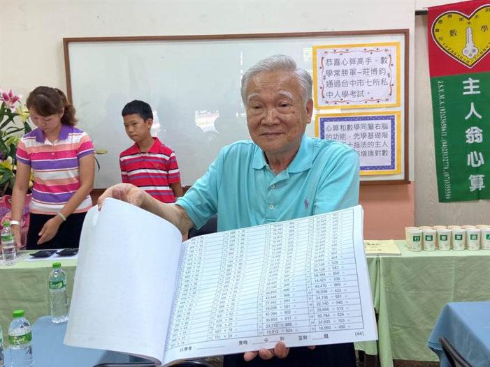 莊博鈞國內外金牌常勝軍錄取7所私校全靠數學 – ART TV TAIWAN