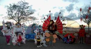 Carnival arts as therapy