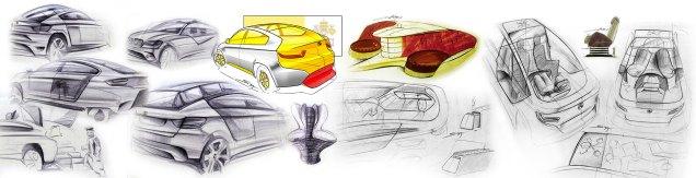 Концепт папмобиля от BMW - ActiveHybrid X6