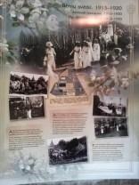 История парка Зиемельблазма 1913-1920