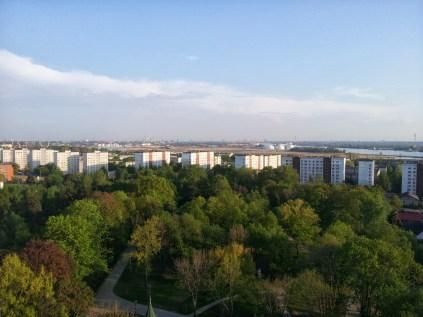 Панорама с башни