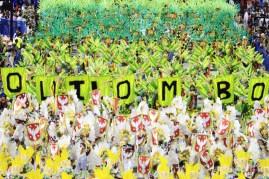 escola de samba Imperio Serrano carnval Rio de Janeiro201403010009