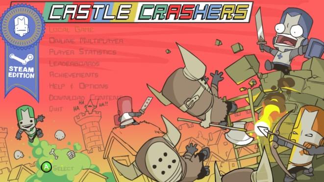 Porqué deberías jugar Castle Crashers