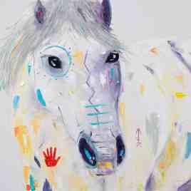 Indian Pony